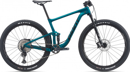 Giant Anthem Advanced Pro 29 2 2021 Teal horské kolo