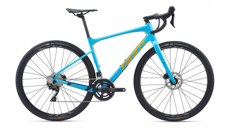 Giant Revolt Advanced 2 2020 gravel bike