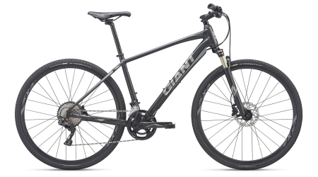 Giant Roam 0 Disc trekingové kolo 2019 black