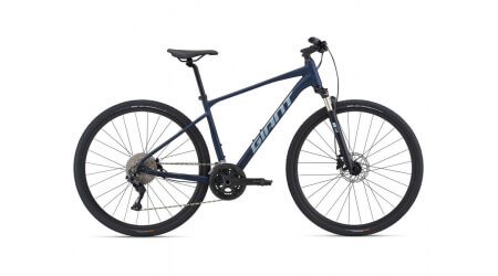 Giant Roam 1 Disc 2021 Metallic Navy trekingové kolo