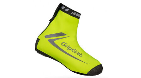 Grip Grab Race Thermo Hi-Vis návleky na tretry