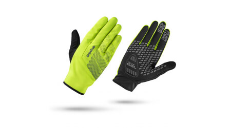 Grip Grab Ride Hi-Vis Windproof Midseason rukavice