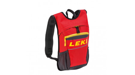 Leki Back pack batoh red