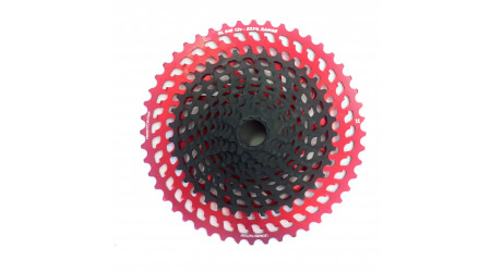 Leonardi Factory General Lee 12V 9.48 XD MTB Red Hot kazeta
