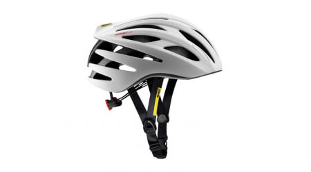 Mavic Aksium Elite přilba white/black 2021
