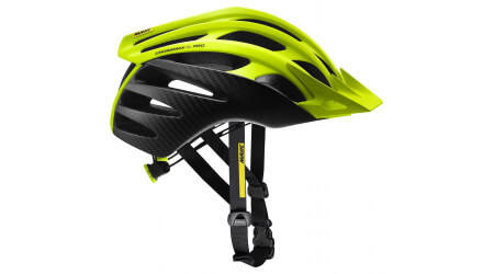 Mavic Crossmax SL Pro MIPS MTB přilba safety yellow 2021