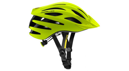 Mavic Crossride SL Elite MTB přilba safety yellow/black 2021
