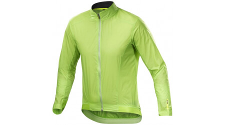 Mavic Essential Wind bunda pánská lime green 2018
