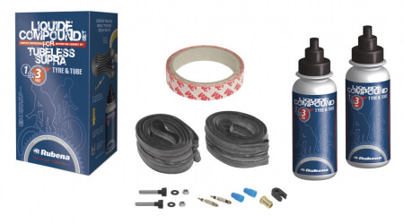 Mitas Sealant Set pro Tubeless Supra