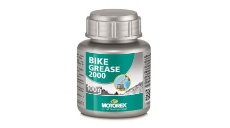 Motorex Bike Grease 2000 - vazelína 100 g