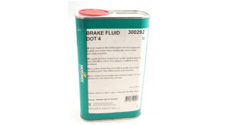 Motorex Brake Fluid DOT 4, 1l