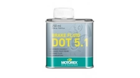 Motorex Brake Fluid DOT 5.1, 250ml