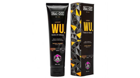 Muc-Off Luxury Warm Up Cream 100ml