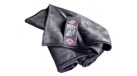 Muc-Off Visor Microfibre Cloth utěrka