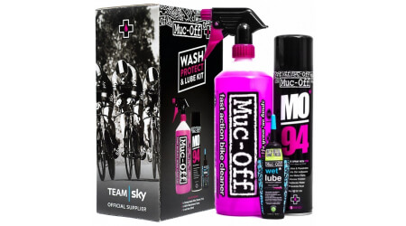 Muc-Off Wash Protect And Lube Kit DRY