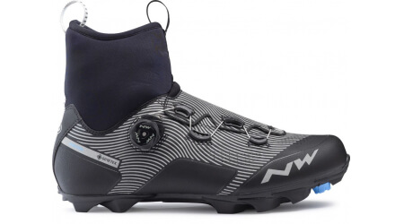 Northwave Celsius Xc Arctic Gtx tretry Black/Reflective