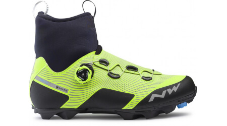 Northwave Celsius Xc Arctic tretry Reflective/Yellow Fluo