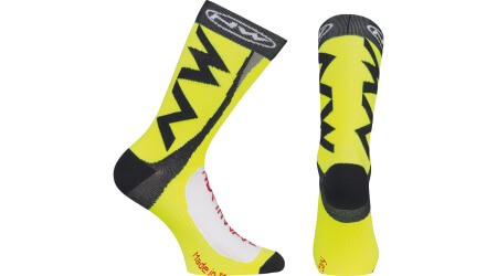 Northwave Extreme Tech ponožky 2016 yellow fluo