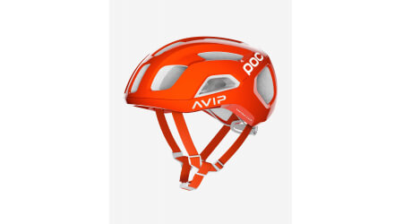 POC Ventral AIR SPIN Zink Orange AVIP přilba