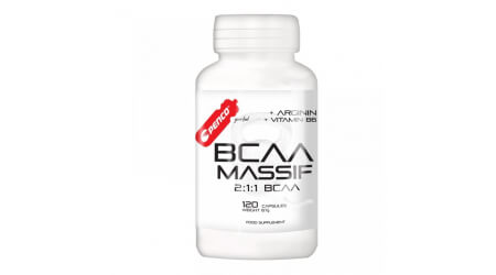 Penco BCAA MASSIF 120 tablet