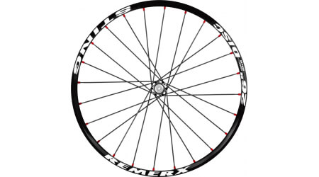 "Remerx Sting Disc vypletená kola MTB 27,5"", náboj Remerx Light"