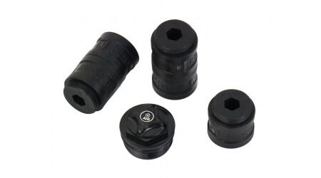 Rock Shox Bottomless Tokens/Air Cap Kit 32mm