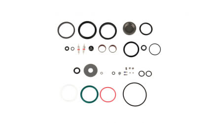 Rock Shox Service Kit Full pro tlumiče Monarch RT3/RT/R (2011-2013)