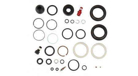 Rock Shox Service Kit Full pro vidlice SID/Reba Solo Air A2-A3 (2013+)