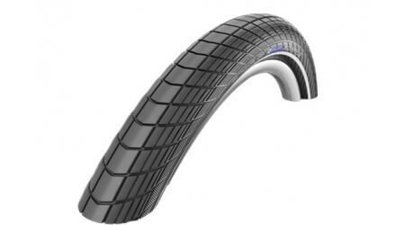 "Schwalbe Big Apple Race Guard 20x2,00"" plášť drát"
