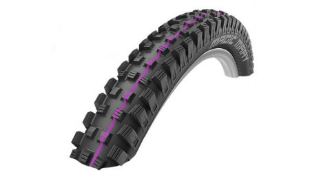"Schwalbe Magic Mary DH Addix UltraSoft 26x2,60"" MTB plášť drát"