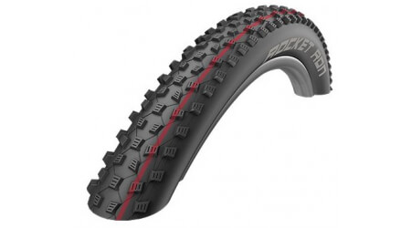 "Schwalbe Rocket Ron Addix Speed TL-Easy SS 29x2,25"" MTB plášť kevlar"