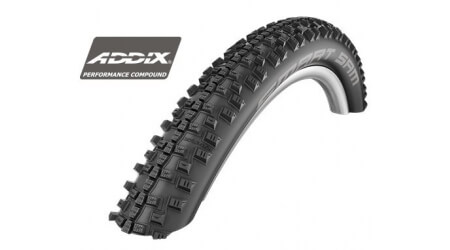 "Schwalbe Smart Sam Performance Addix 27,5"" MTB plášť drát"
