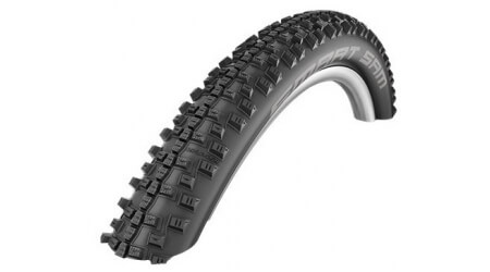 "Schwalbe Smart Sam Performance DD, Addix  27,5x2,60"" MTB plášť kevlar"