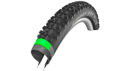 "Schwalbe Smart Sam Plus Addix 29"" MTB plášť drát"