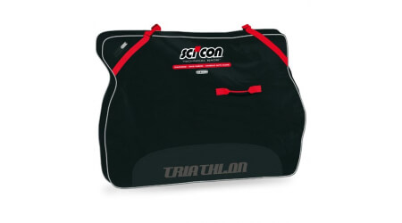 Scicon Cycle Bag Travel Plus Triathlon obal na silniční kolo