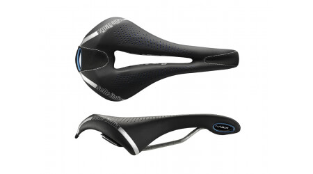Selle Italia Max Flite E-bike Gel SuperFlow L3 sedlo černé