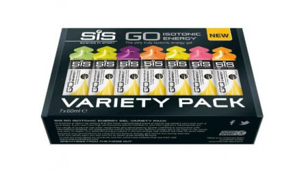 SiS Go Isotonic Variety Pack 7x60ml