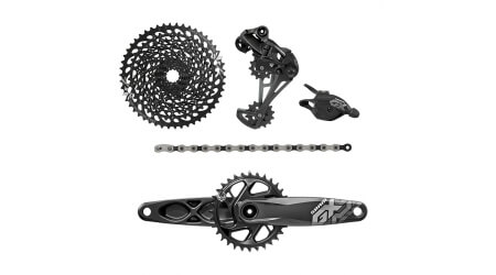 Sram Eagle GX DUB sada 175 mm