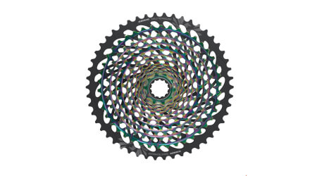 Sram Eagle XG-1299 12sp. kazeta 10-50z. Rainbow