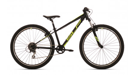 Superior Racer XC 27 2019 Gloss Black/Neon Yellow/Dark Grey dětské kolo