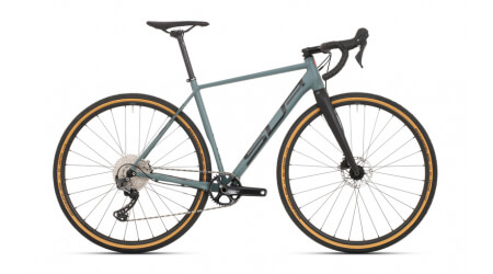 Superior X-Road Elite 2020 Matte Trooper Green/Black/Red gravel kolo