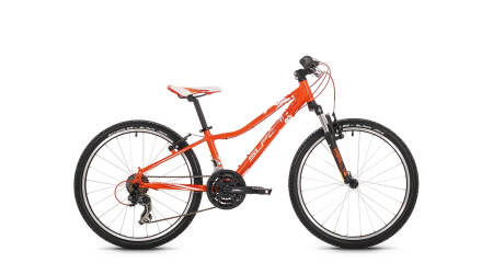 Superior XC 24 Paint 2016 orange-white-red dětské kolo
