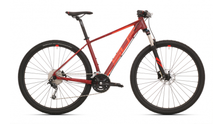Superior XC 869 2020 Matte Brick Red/Neon Red horské kolo
