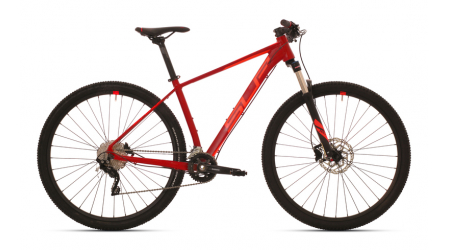 Superior XC 889 2020 Matte Brick Red/Neon Red horské kolo