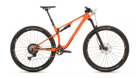 Superior XF 979 TR 2020 Matte Orange/Red/Black horské kolo