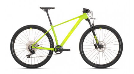 Superior XP 909 2021 Matte Lime/Neon Yellow horské kolo