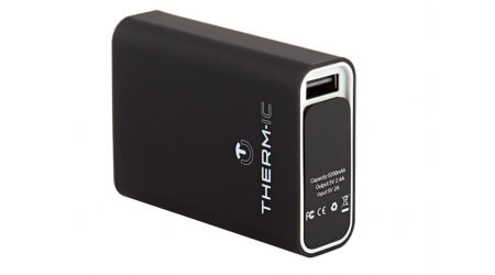 Thermic powerbanka Slim Universal 5200 mAh