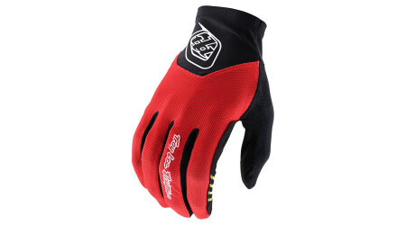 Troy Lee Designs Ace 2.0 rukavice Red 2020