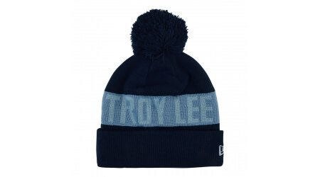 Troy Lee Designs Common Pom čepice Navy Osfa vel. Uni