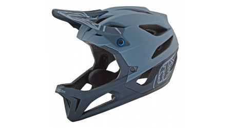 Troy Lee Designs Stage Mips přilba Stealth Gray